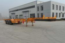 智德盛宇牌MSD9400TJZ型集装箱运输半挂车图片
