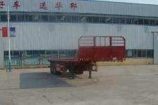 华郓达9米34.7吨3轴平板运输半挂车(FL9404TPB)