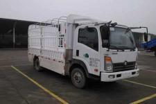 通途牌CTT5071CCYGW1BEV型纯电动仓栅式运输车