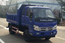 福田牌BJ3076DDPDA-FA型自卸汽车图片