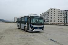 比亚迪牌BYD6810LZEV4型纯电动城市客车