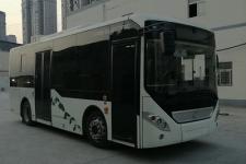 万向牌WXB6860GEV1型纯电动城市客车