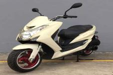 爵康牌JK150T-3A型两轮摩托车图片