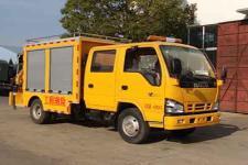 程力威牌CLW5045XXHQ5型救险车
