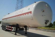 四六13米24.5吨3轴低温液体运输半挂车(WHC9400GDY3)