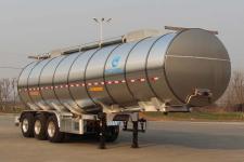 开乐牌AKL9406GYS型铝合金液态食品运输半挂车图片