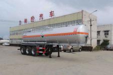 醒狮牌SLS9405GFW型腐蚀性物品罐式运输半挂车图片