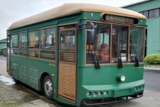 广通客车牌SQ6853BEVBT9型纯电动城市客车