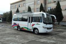 衡山牌HSZ5072XTS型图书馆车