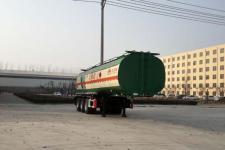 万事达牌SDW9403GRYB型易燃液体罐式运输半挂车