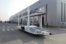 天明牌TM9170TCL型中置轴车辆运输挂车图片