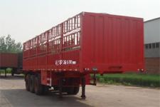 新科牌LXK9390CXY型仓栅式运输半挂车