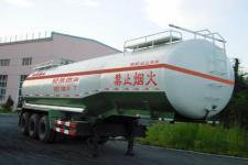 建成牌JC9402GYY型半挂运油车图片