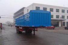 昌骅10米28.8吨2轴仓栅式运输半挂车(HCH9350CXY)