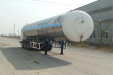 汇达牌YHD9405GDY型低温液体运输半挂车图片