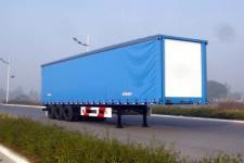 通华牌THT9402XXY型厢式运输半挂车图片