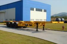 中集牌ZJV9400TJZ型集装箱运输半挂车图片