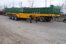 圣岳牌SDZ9400TJZ型集装箱运输半挂车图片