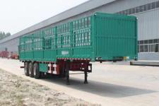 金华飞顺牌JFS9401CLX型仓栅式运输半挂车