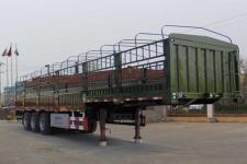 通亚达12米33.2吨3轴仓栅式半挂车(CTY9406CLX)