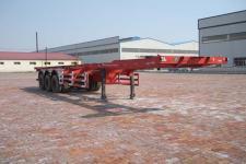 正康宏泰牌HHT9400TJZ型集装箱运输半挂车图片