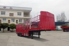山川牌SCQ9400CXY型仓栅式运输半挂车