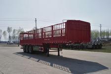 盛润牌SKW9406CLXY型仓栅式半挂车图片