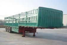 华昌13米34吨3轴仓栅式运输半挂车(QDJ9405CSY)