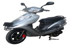 豪进牌HJ125T-2G型两轮摩托车图片