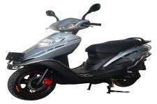凌肯牌LK125T-2G型两轮摩托车图片