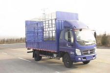 福田牌BJ5109VECED-FG型仓栅式运输车图片