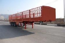 骏通13米33.5吨3轴仓栅式半挂车(JF9403CLX)