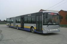 安凯牌HFF6182G02D型铰接城市客车图片