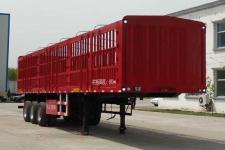 沃德利牌WDL9400CXY型仓栅式半挂车