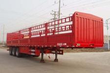 兆鑫牌CHQ9404CCY型仓栅式运输半挂车