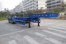 中集牌ZJV9403TJZSZ型集装箱运输半挂车图片