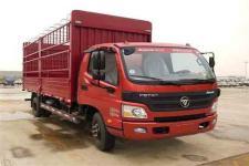 福田牌BJ5079CCY-FA型仓栅式运输车图片