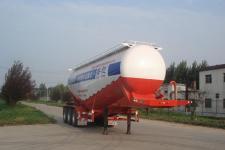 鲁驰牌LC9401GFL型中密度粉粒物料运输半挂车图片