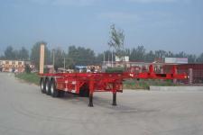 鲁驰牌LC9401TJZG型集装箱运输半挂车图片