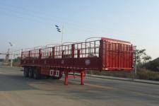 楚勝13米33.5噸3軸倉柵式運輸半掛車(CSC9403CCYZ)