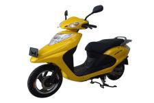 凌肯牌LK100T-3H型两轮摩托车图片