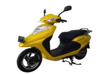 豪进牌HJ100T-3H型两轮摩托车图片