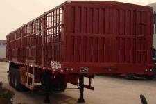 金华飞顺牌JFS9400CCY型仓栅式运输半挂车
