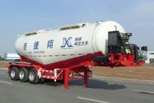 中集牌ZJV9401GFLLYA型中密度粉粒物料运输半挂车图片