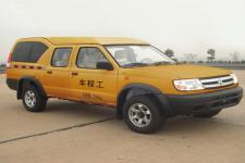 东风牌ZN5034XGCHBX4型工程车图片