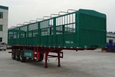 沃德利牌WDL9404CCY型仓栅式运输半挂车