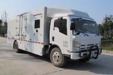 圣路牌SLT5100XYCF1型运钞车