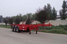 鲁驰牌LC9402TJZG型集装箱运输半挂车图片
