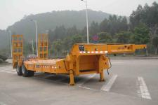 汇联牌HLC9350TDP型低平板半挂车