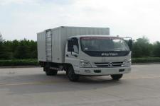 福田牌BJ5089XXY-BB型厢式运输车图片